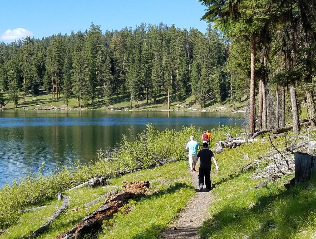 Magone Lake is a Grant County favorite