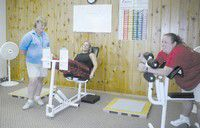 Curves offers conditioning, weight training in John Day