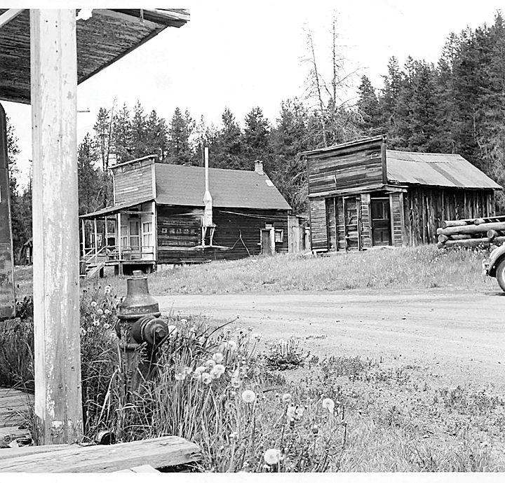 Granite was a quiet camp – production rich