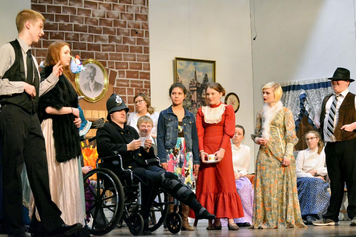 'Young Sherlock' mystery delights audience