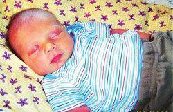 Births: Rowdy Wayne Wilson