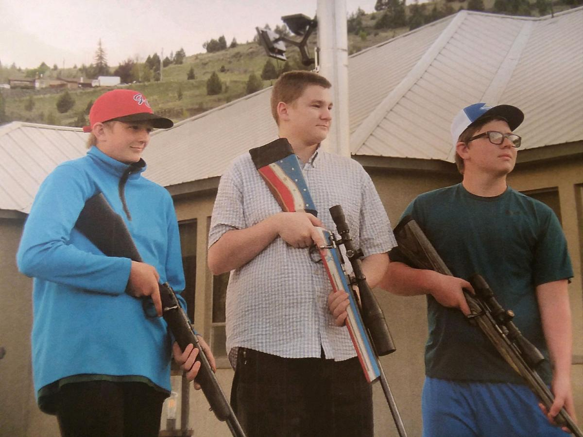 4-H Sharpshooters share their love of the sport