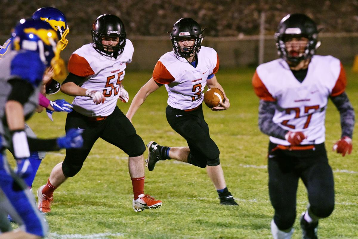 Grant Union falls to No. 1 Monroe at state football playoff