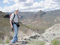 New paleobotanist puts down roots at fossil beds