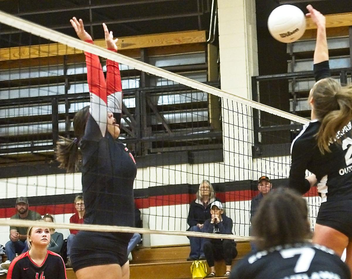 Grant Union Volleyball