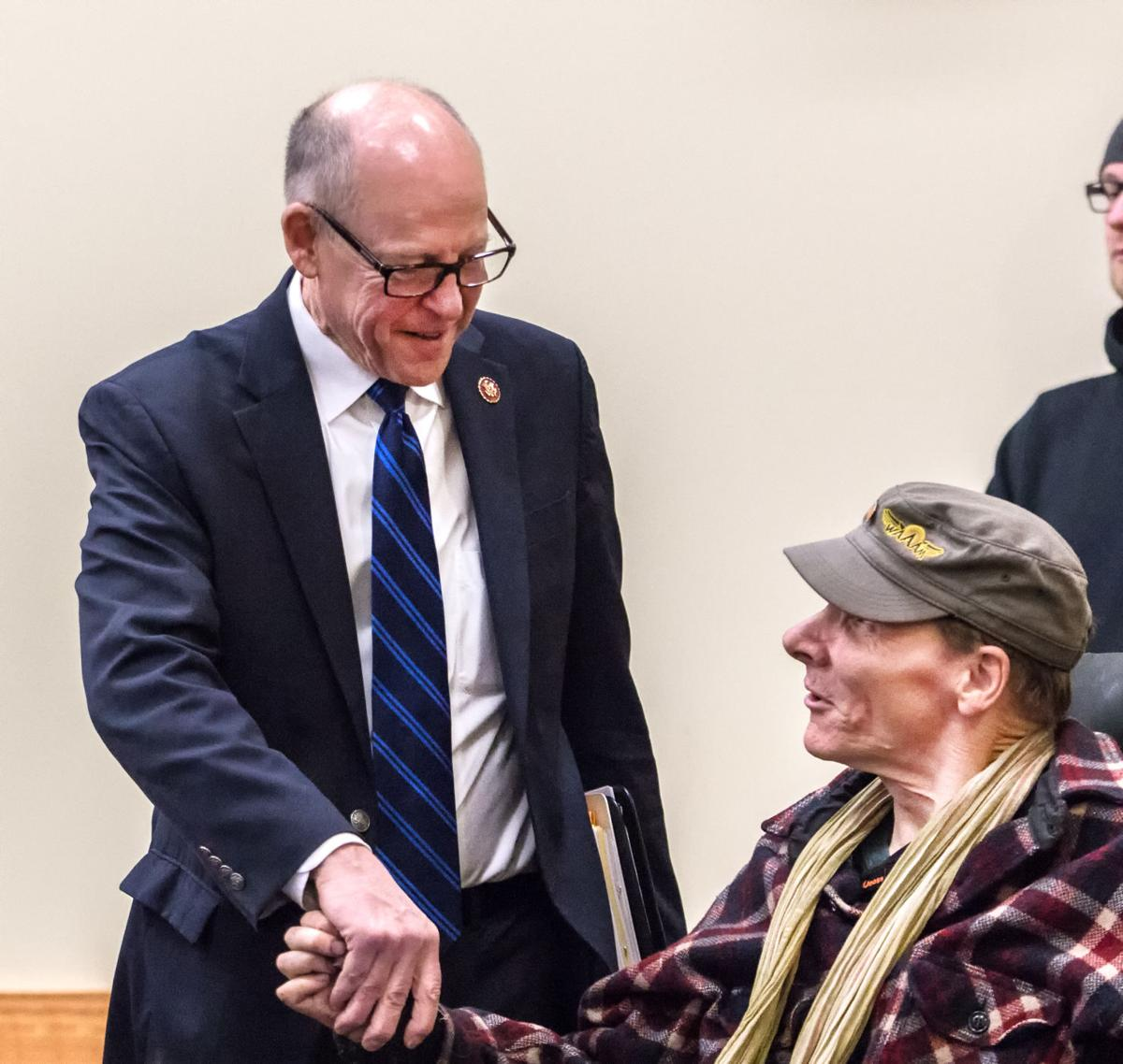 Greg Walden holds town hall meeting in Boardman