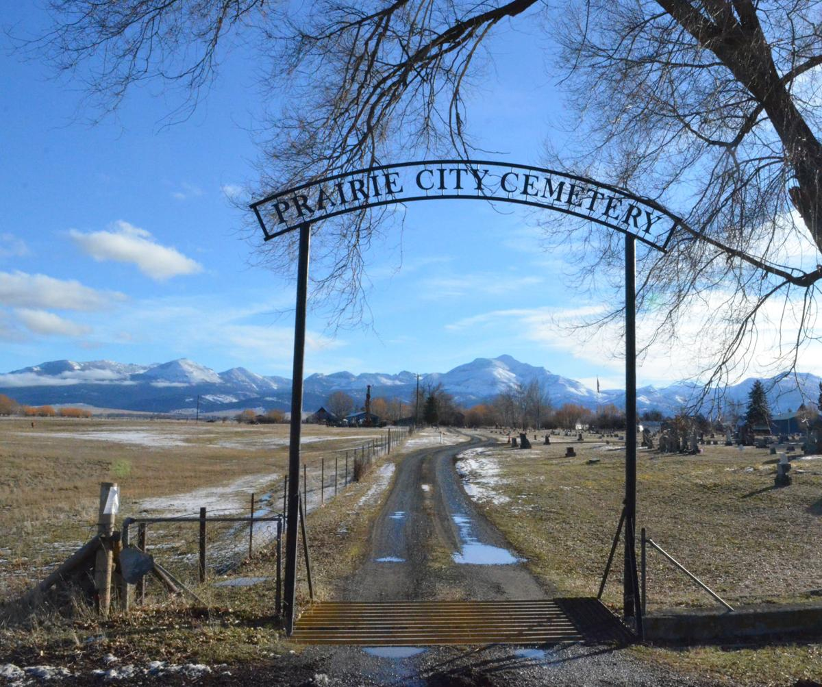 Prairie City Cemetery projects