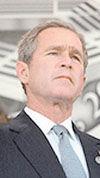 Bush issues ultimatum