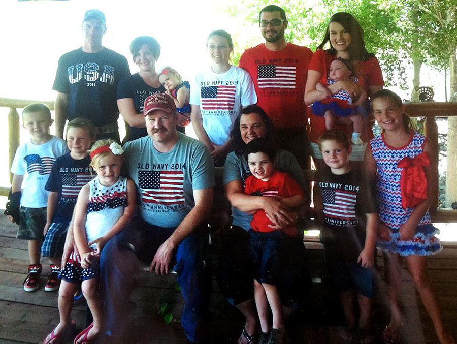 Families + Fourth = Fun