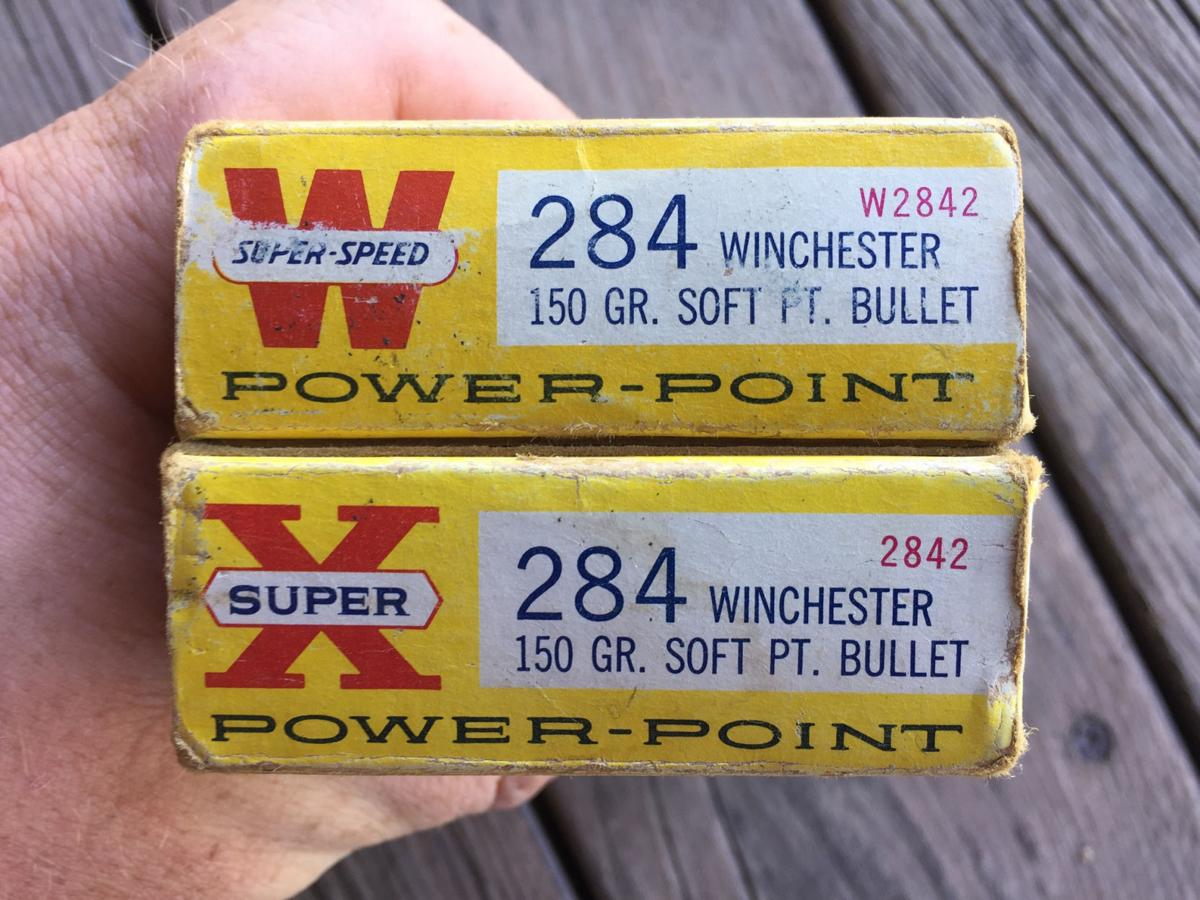 The .284 Winchester