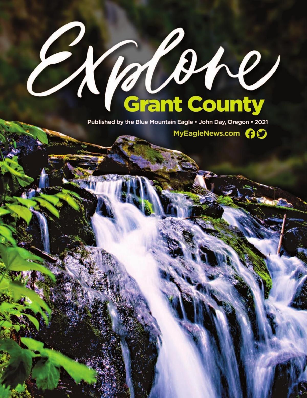 Explore Grant County visitor guide 2021