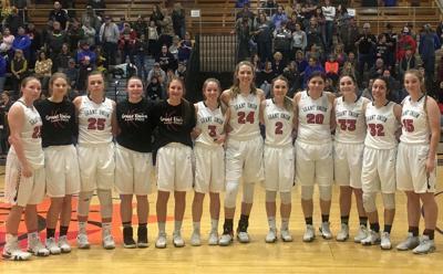 Grant Union girls basketball