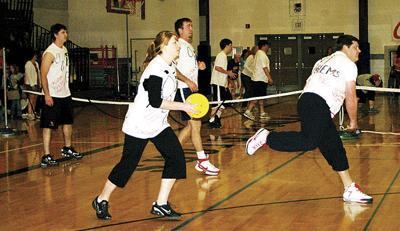 Teams wanted for fierce, fun dodgeball