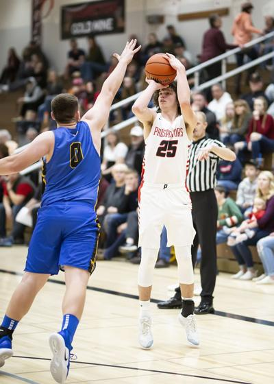 Tristan Morris was selected by the Oregon Basketball Coaches Association to participate in the 48th annual Oregon State Metro All Stars Series.