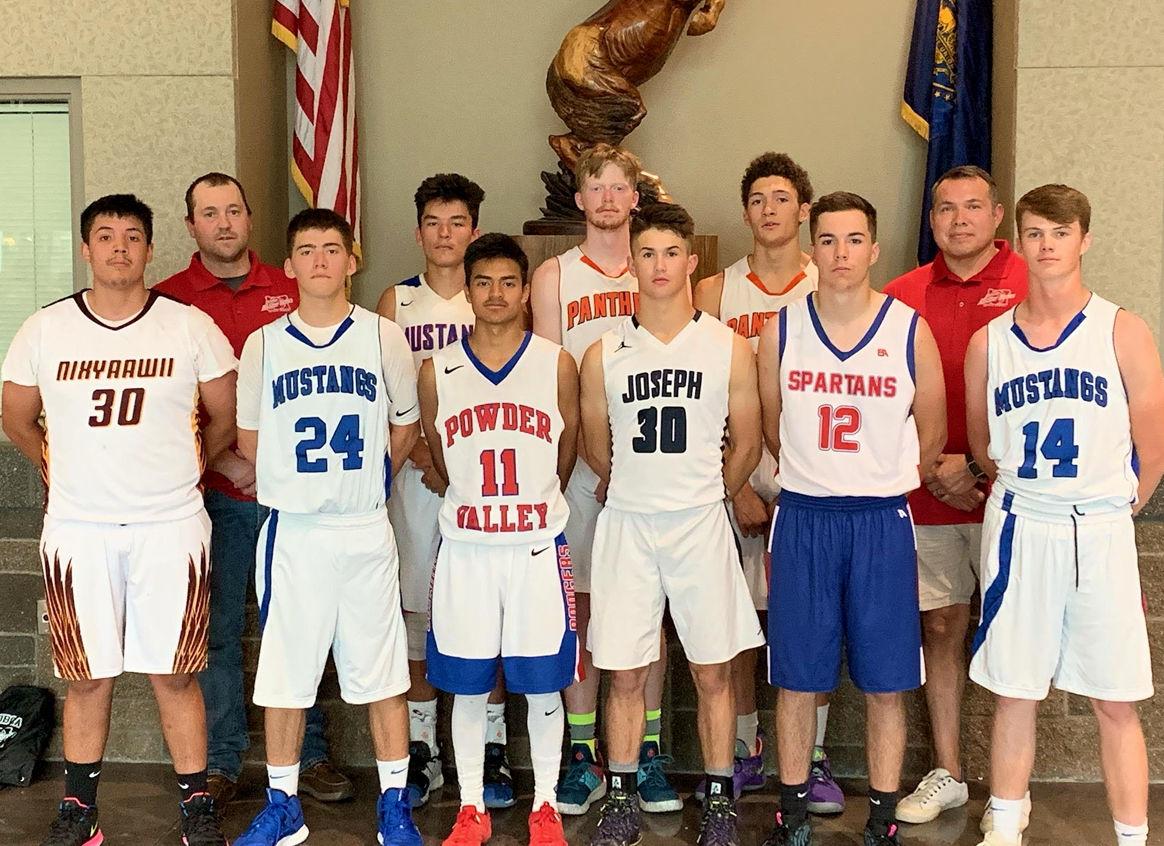 All-Star basketball players
