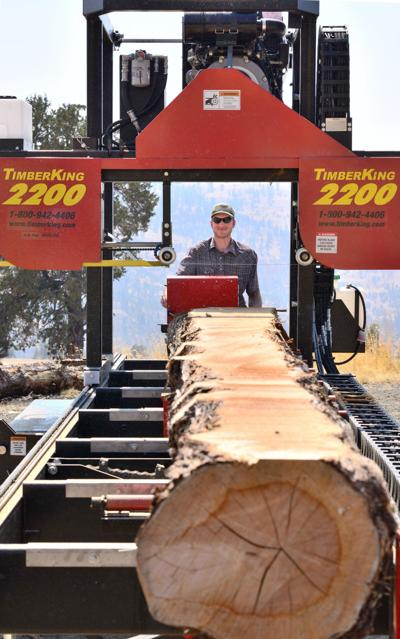 Small sawmill operation coming to Ritter