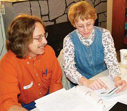 Class helps local folks learn the financial ropes