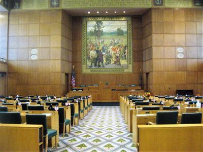 Oregon Capitol House