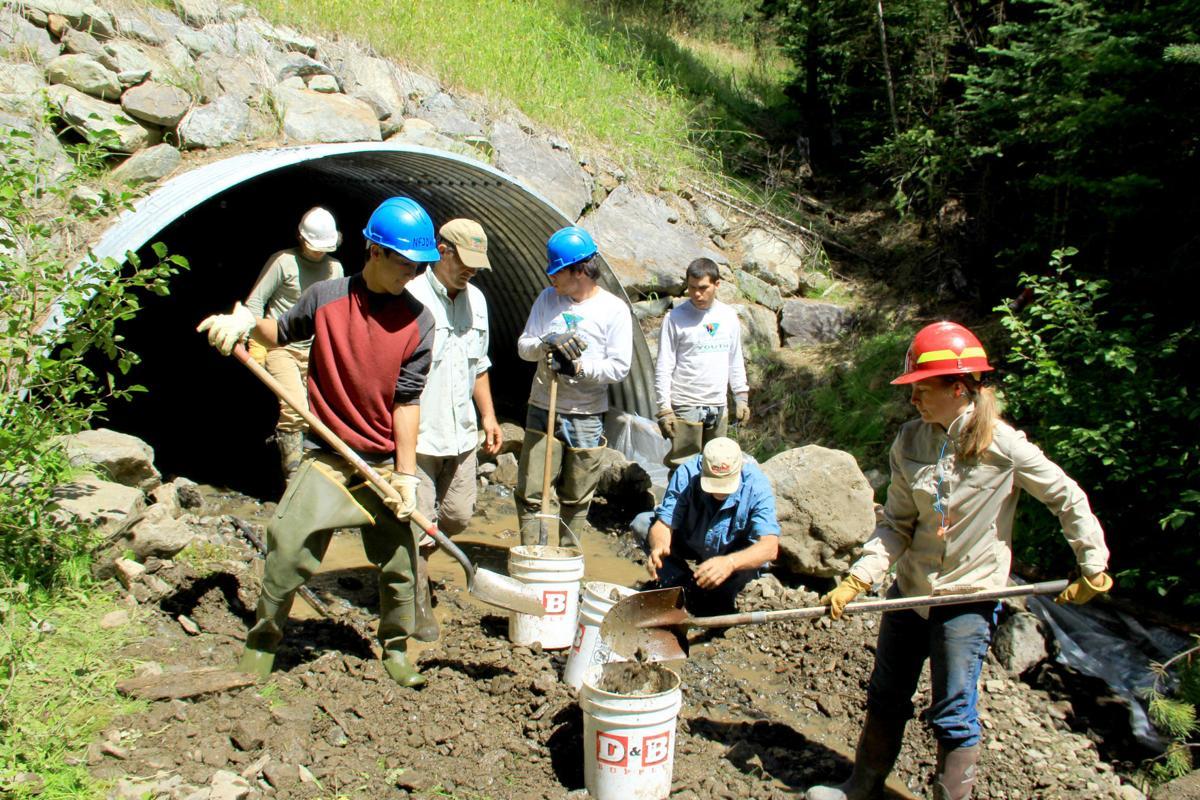 John Day River basin projects