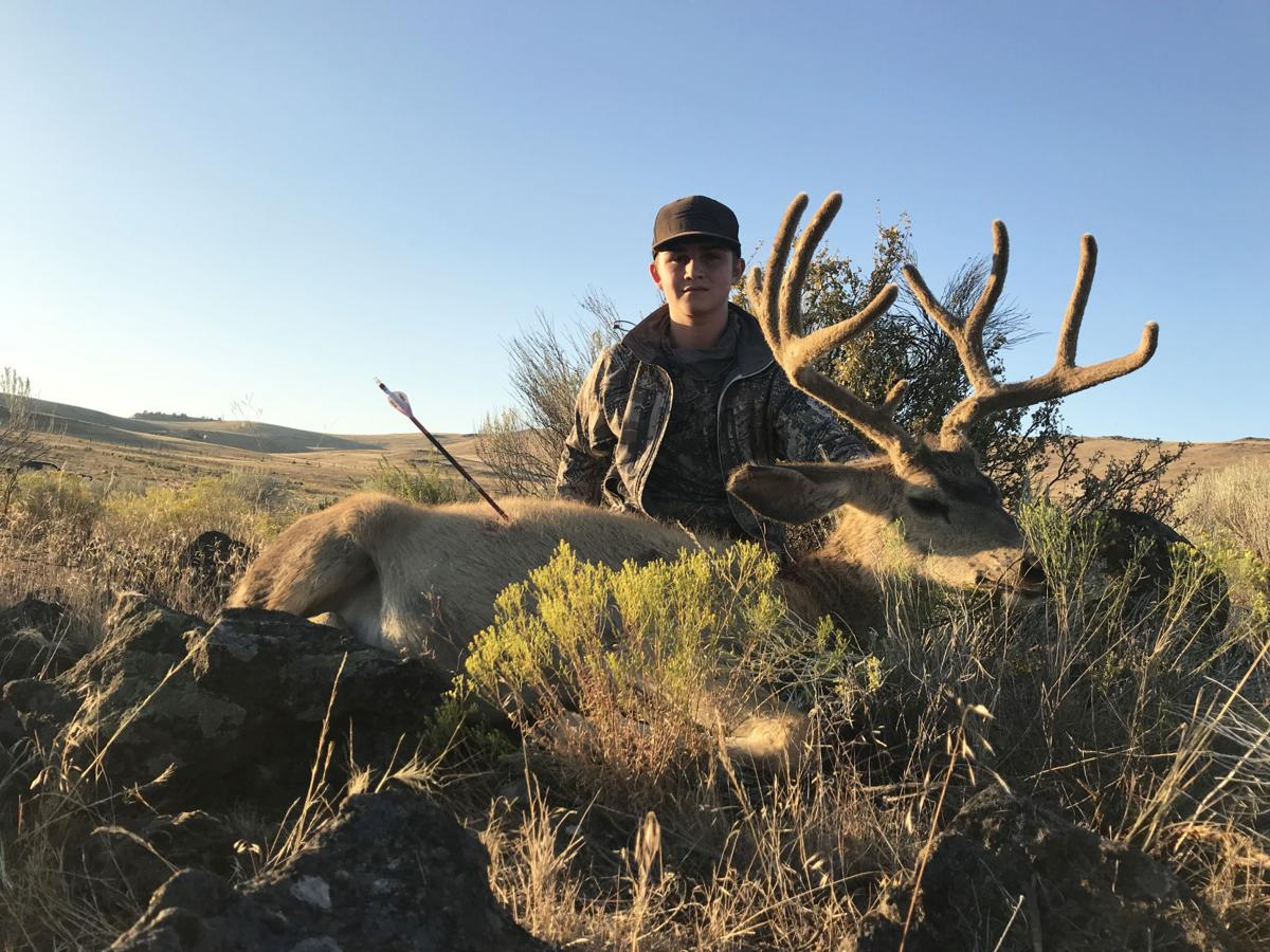 HUNT GUIDE: Madden bags four big game animals in one season