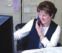 New Chamber director follows her heart to Grant County