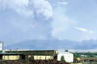 Winter Fire calms down in S. Ore.; Cache Mountain Fire hits complex