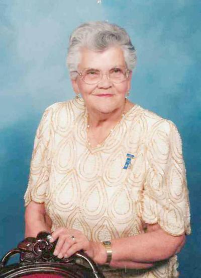 Eula Mae Thompson Sept. 28, 1925 - Feb. 1, 2017