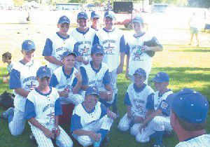 Majors All-stars win first game