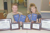 Eagle wins awards in ad contest