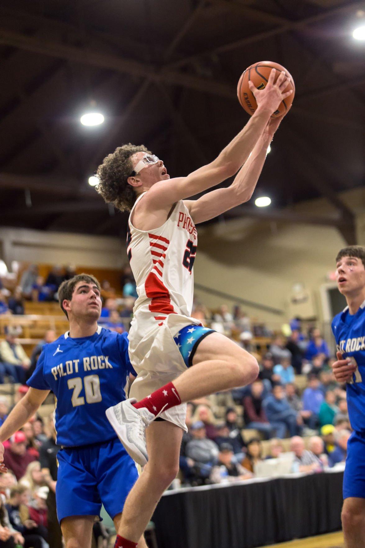 BMC Basketball Tournament | Pilot Rock vs. Grant Union