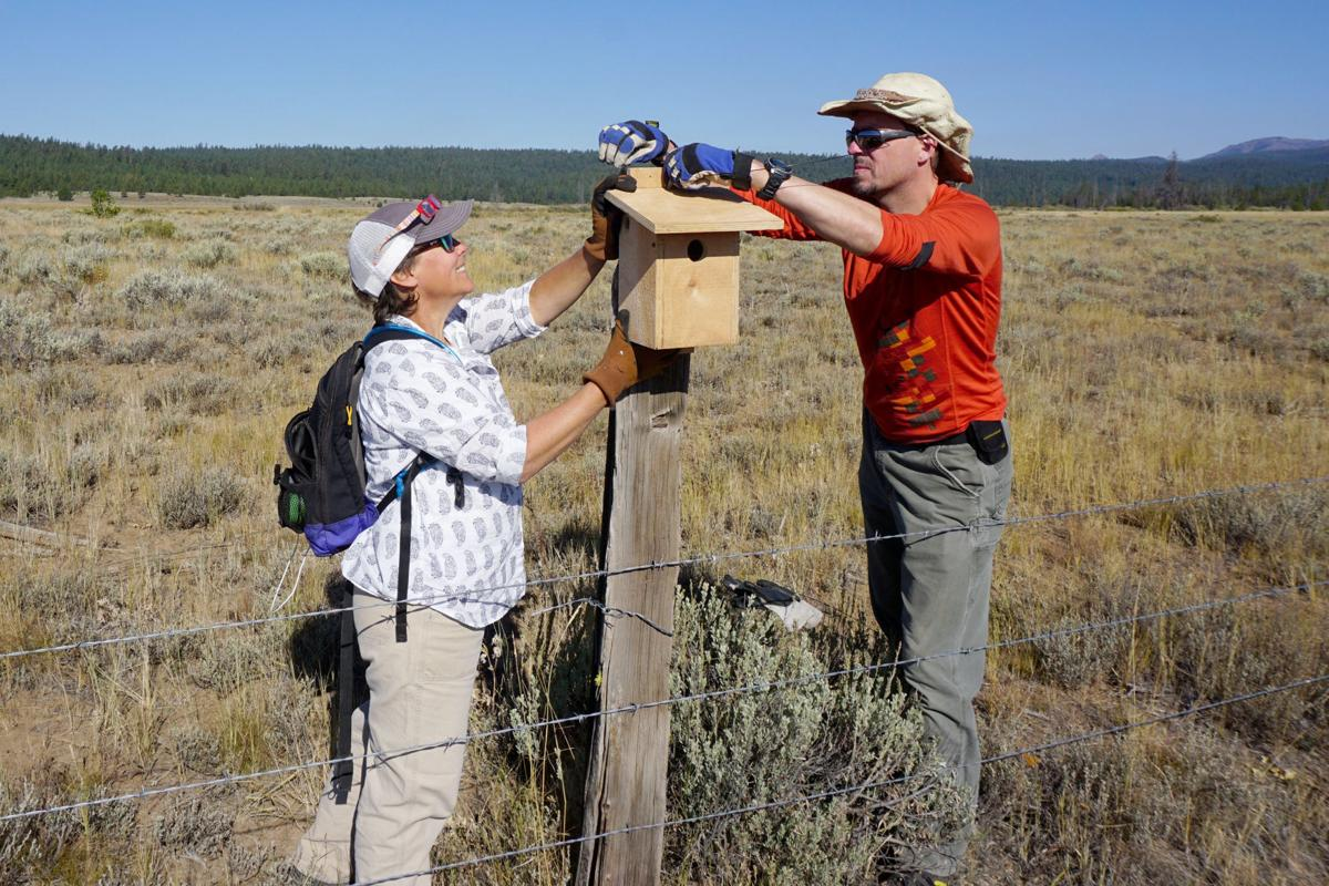 Burns Paiute Tribe conservation efforts