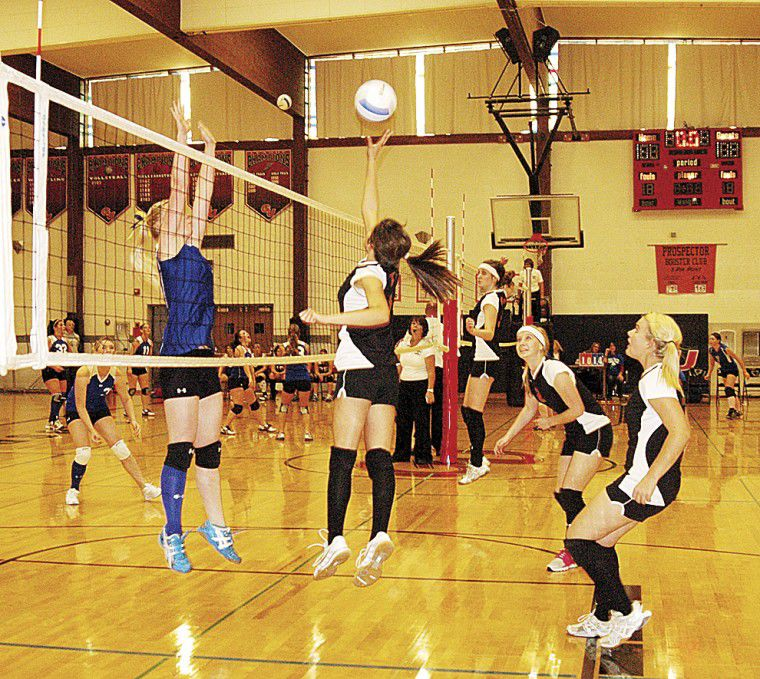 Dayville/Monument girls lose bid for state