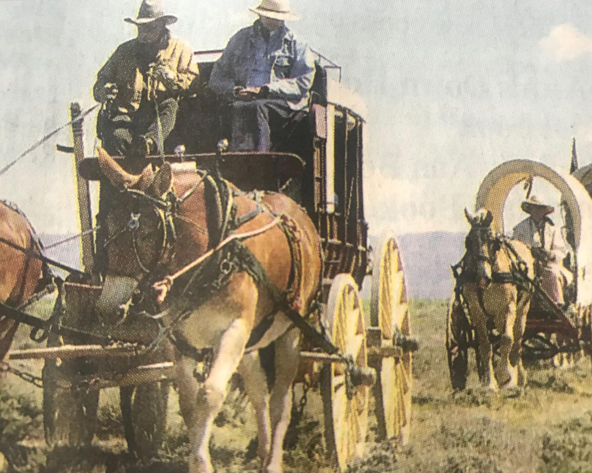 Wagons, Ho!