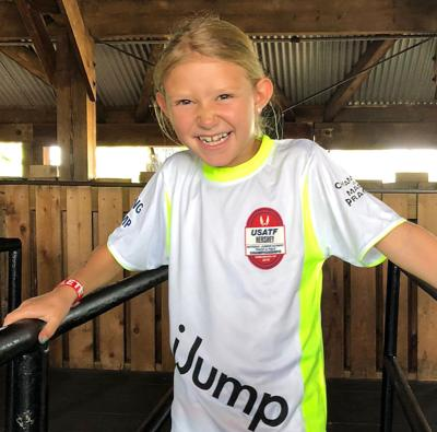 Junior Olympian competes at nationals