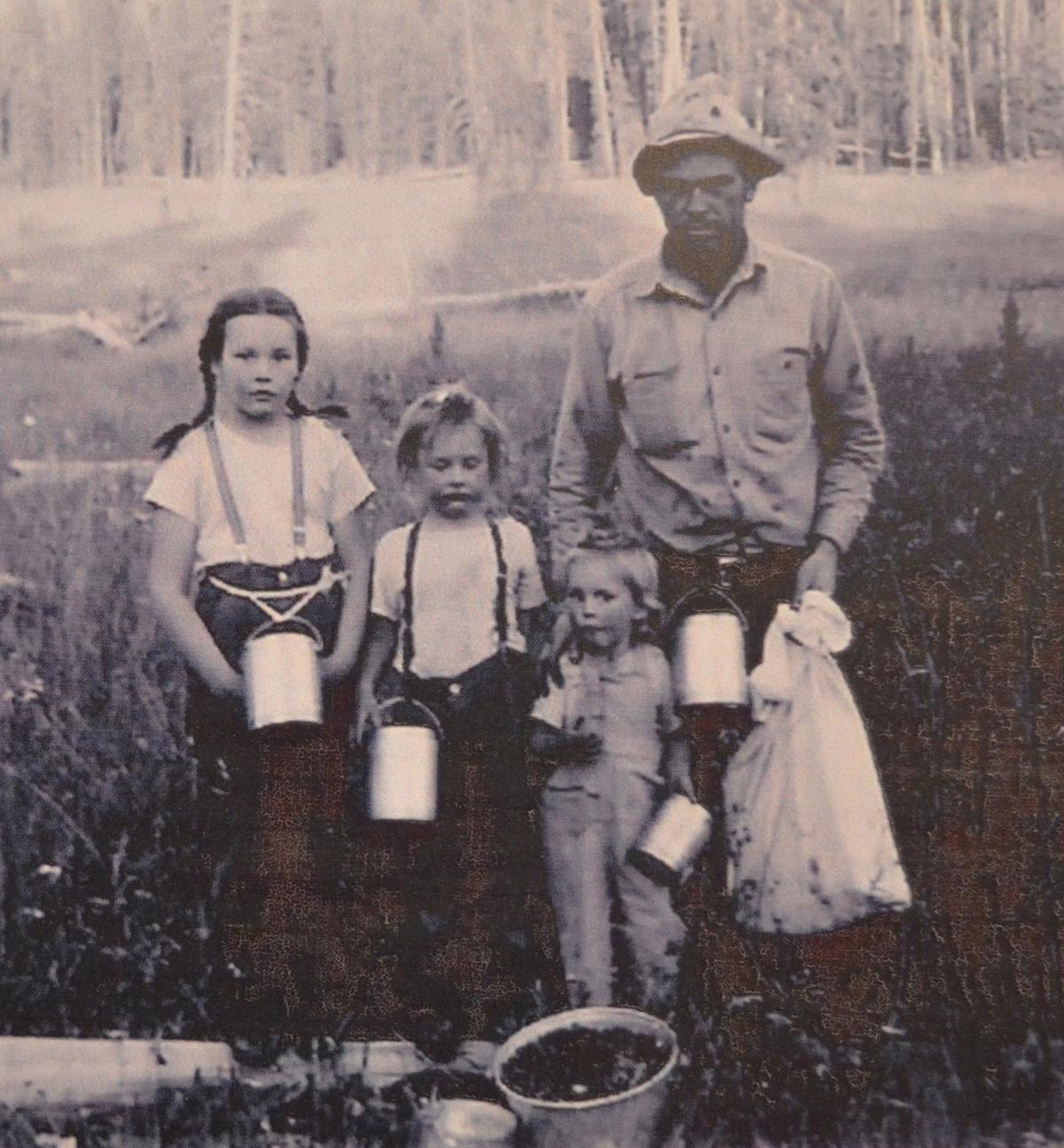 HISTORY: Long life in Long Creek full of innocence and freedom