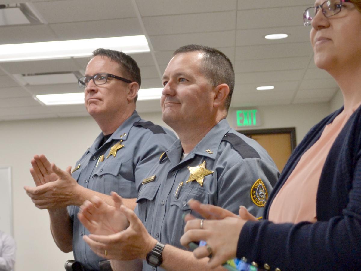 Oregon state trooper awarded nation's highest police honor | Capital