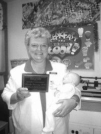 Delaney receives Rural Health Nurse Award