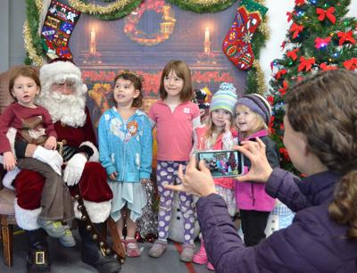 Christmas on the Prairie enjoyed by young and old