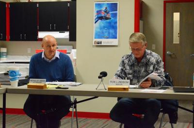 Nick and Ron City Council Meeting Dec. 10