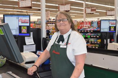 Chester's clerk helps saves customer's life