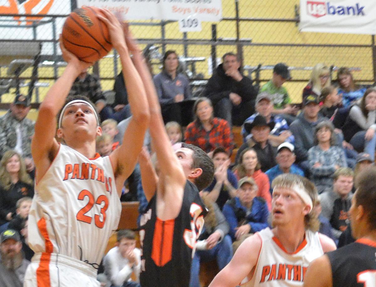 Prairie City basketball