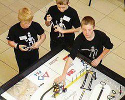 Lego Robotics rules