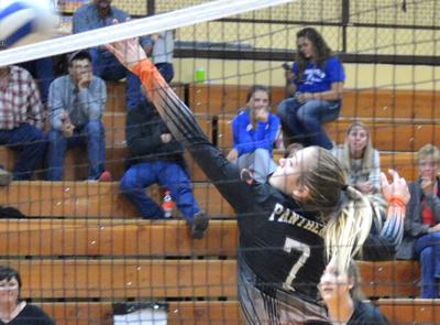 Panthers meet match in Mustangs
