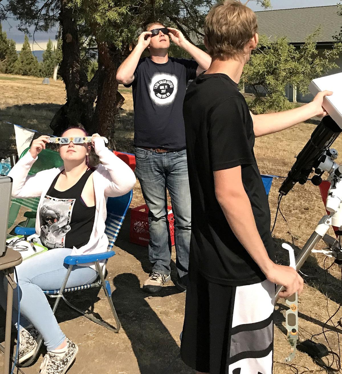 SOLAR SCIENCEGrant Union science teacher, students complete solar mission