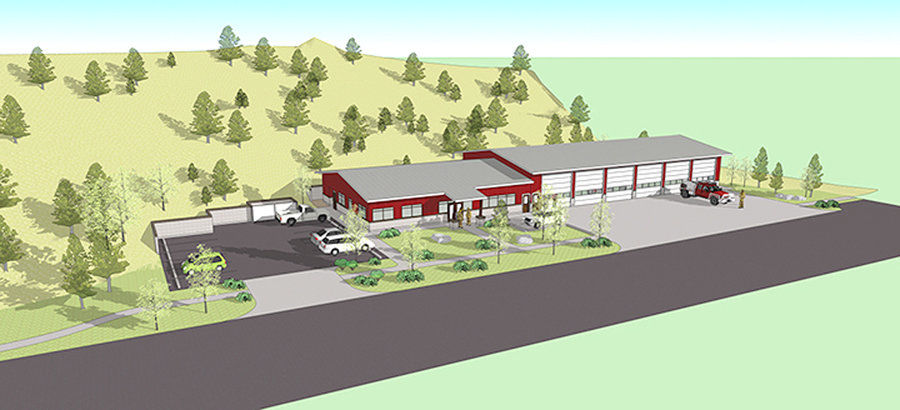 John Day fire hall construction to start soon