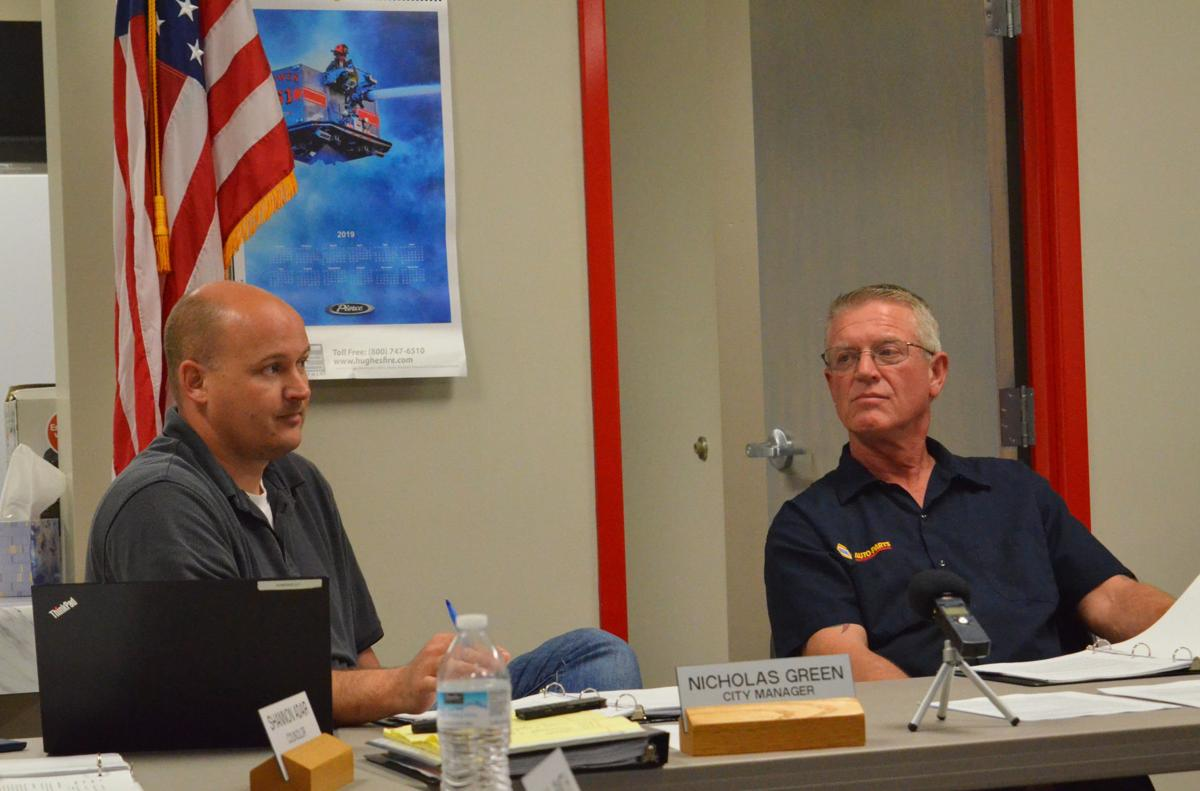 John Day city projects discussed