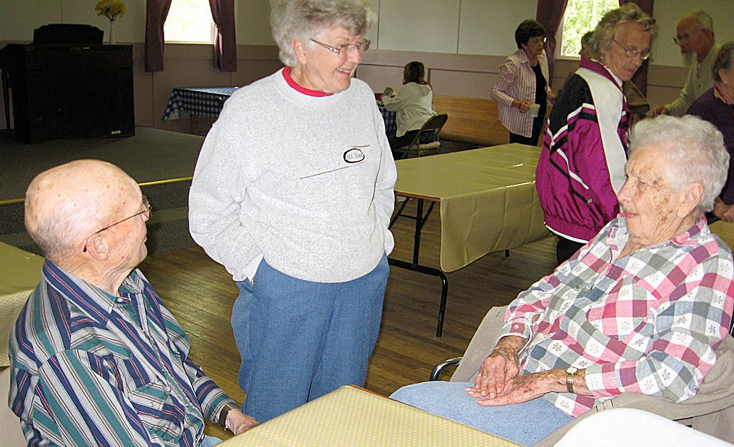 Program assists folks in the 'golden years'
