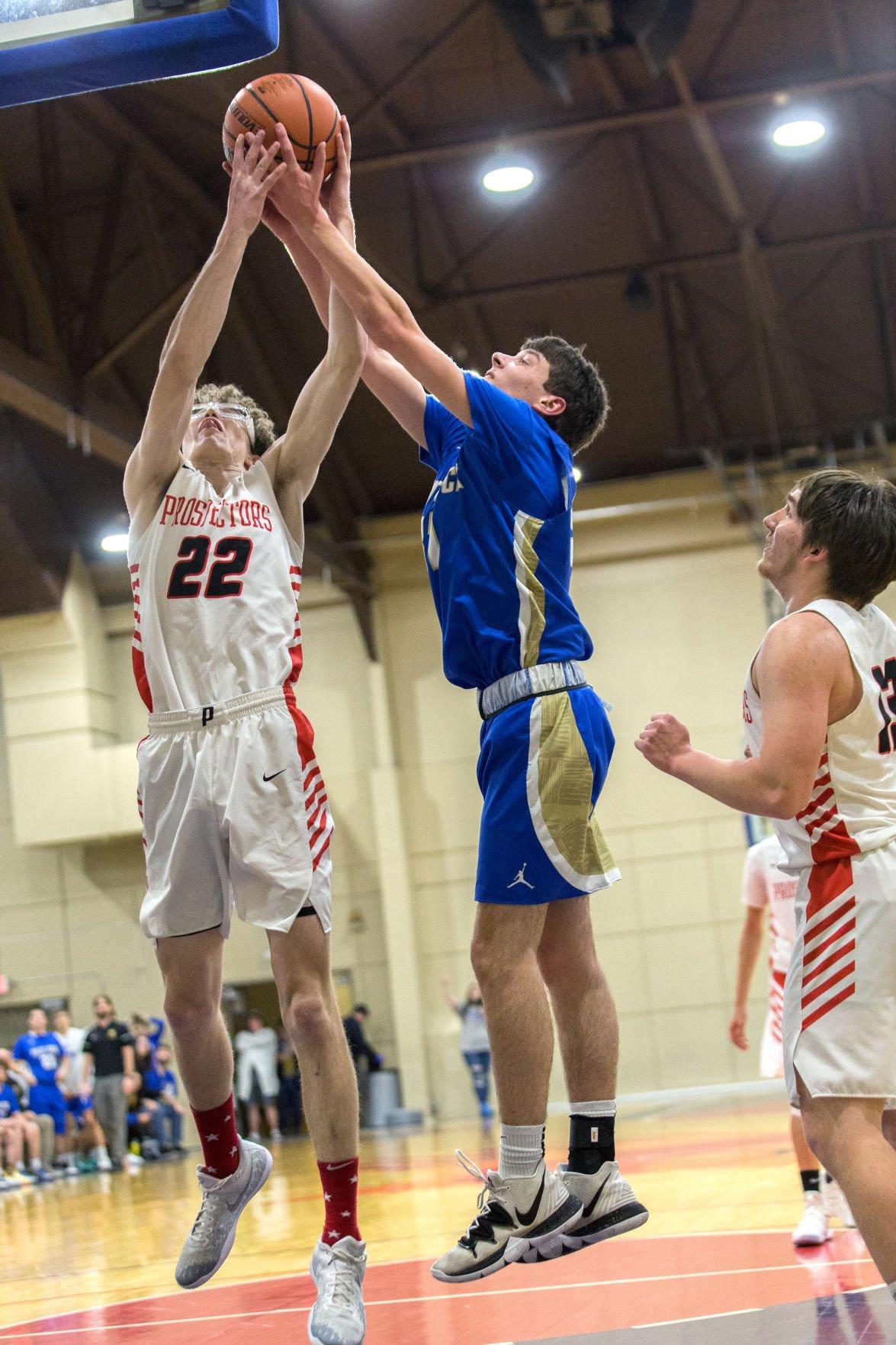 BMC Basketball Tournament   Pilot Rock vs. Grant Union
