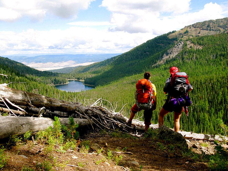 Eagle Q&A Local adventurer shares hiking tips and experiences
