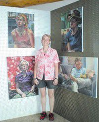 Willis featured at local gallery
